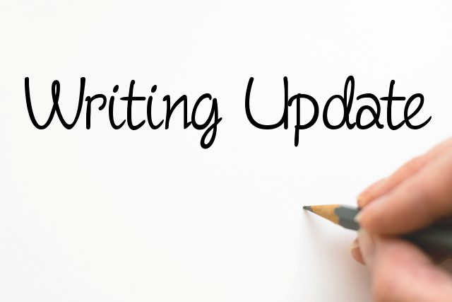Writing Update: Logo and Short-Stories Goals