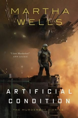 Book Review: Artificial Condition by Martha Wells