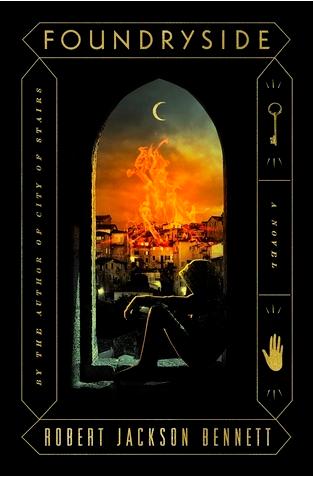 Book Review: Foundryside by Robert JacksonBennett