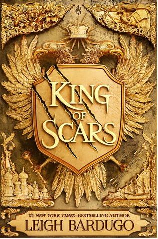 Book Review: King of Scars by Leigh Bardugo