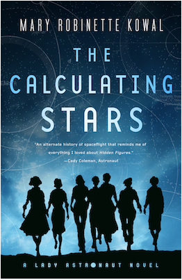 Book Review: The Calculating Stars by Mary RobinetteKowal
