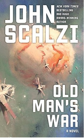 Book Review: Old Man's War by John Scalzi
