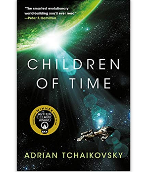 Book Review: Children of Time by Adrian Tchaikovsky